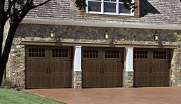 faux wood garage doors Phoenix, AZ