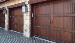Paradise Valley Custom Made Garage doors